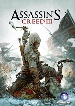 Assassins Creed 3 III - UPlay RU-CIS-UA