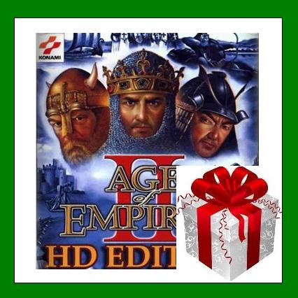 Age of Empires II HD + 2 DLC - Steam Gift RU-CIS-UA-VPN