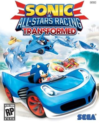Sonic and All-Stars Racing Transformed - Steam RU-CIS