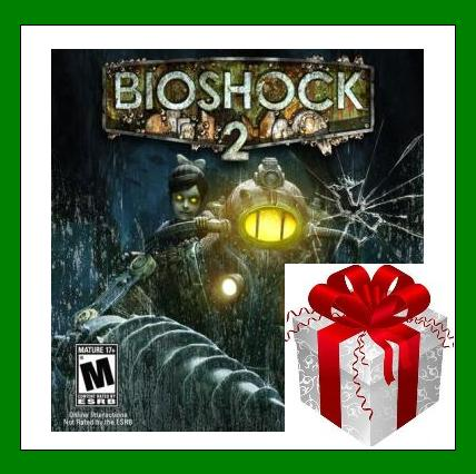 BioShock 2 Remastered - Steam Gift RU-CIS-UA + ПОДАРОК