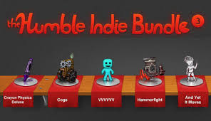 how to download humble bundle games on steam