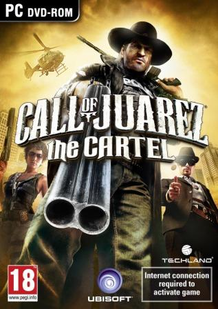 Call of Juarez The Cartel - Steam Region Free + ПОДАРОК