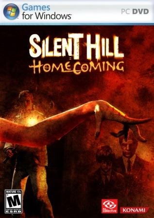 Silent Hill Homecoming - CD-KEY - Steam Region Free