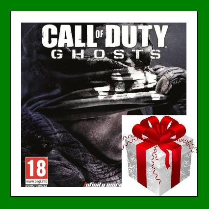 Call of Duty Ghosts - CD-KEY - ключ для Steam + ПОДАРОК