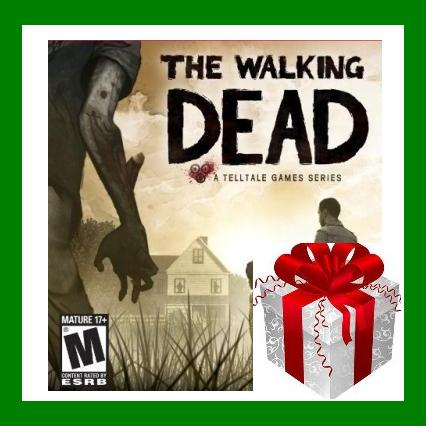 The Walking Dead - Steam RU-CIS-UA + ПОДАРОК