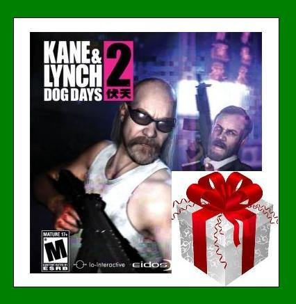 Kane & Lynch 2 Dog Days - Steam RU-CIS-UA + ПОДАРОК
