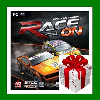 RACE On + STCC - Steam Region Free + ПОДАРОК + АКЦИЯ