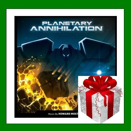 Planetary Annihilation - Steam Region Free