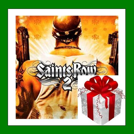 Saints Row 2 - CD-KEY - Steam Region Free + ПОДАРОК