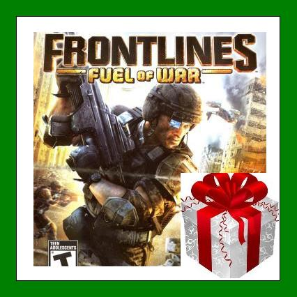 Frontlines Fuel of War - Steam - Region Free + ПОДАРОК
