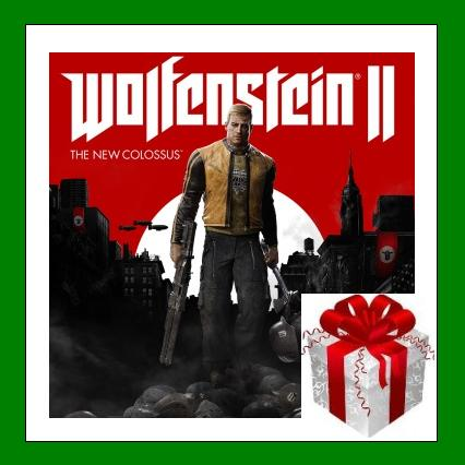 Wolfenstein 2 II The New Colossus - Steam RU-CIS-UA
