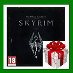 Elder Scrolls 5 V Skyrim - Steam RU-CIS-UA + ПОДАРОК