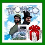 Tropico 5 - Steam RU-CIS-UA + ПОДАРОК