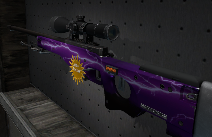 After the purchase you will get a chance the next weapon skins