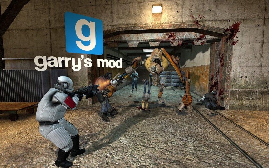 Garry s mod anime image