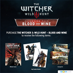 The Witcher 3: Wild Hunt - Blood and Wine [STEAM GIFT]