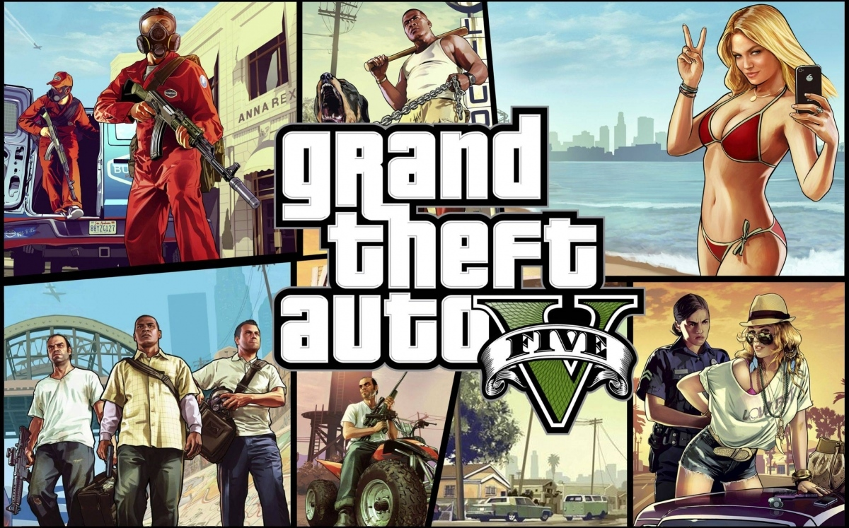 Купить Grand Theft Auto V GTA5 (Steam Gift) (РУ + СНГ)
