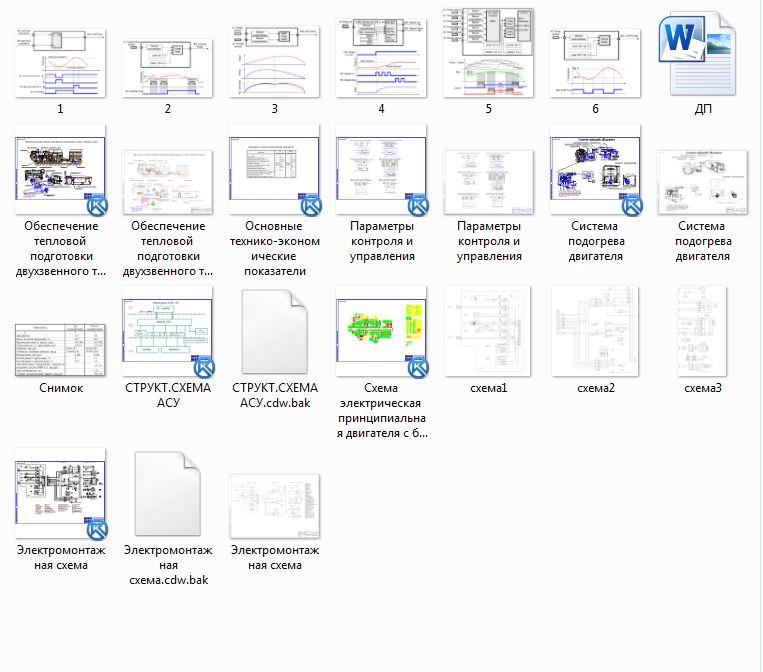Дипломный проект Автоматизация с чертежами страница Дипломный проект Автоматизация с чертежами фото 1