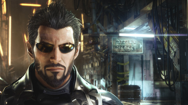 Deus Ex: Mankind Divided CD-Key (RU/CIS) + Present