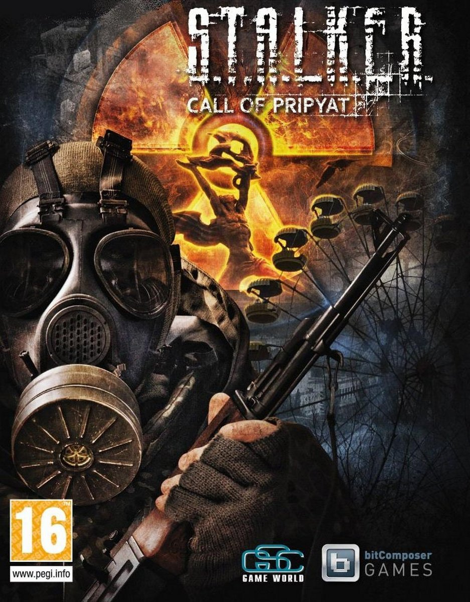 S.T.A.L.K.E.R. Call of Pripyat steam key region free