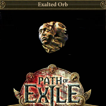Exalted/Chaos Orbs  PATH OF EXILE from GreedyDwarf