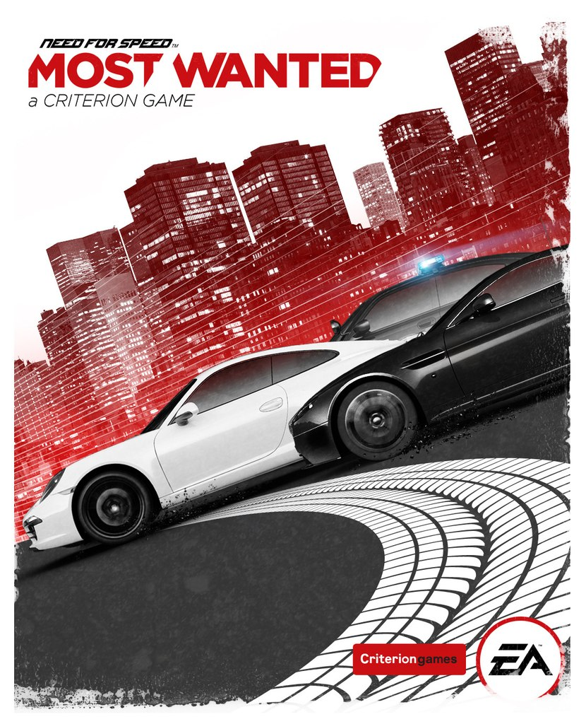 Screens Zimmer 5 angezeig: Need for speed most wanted pc game