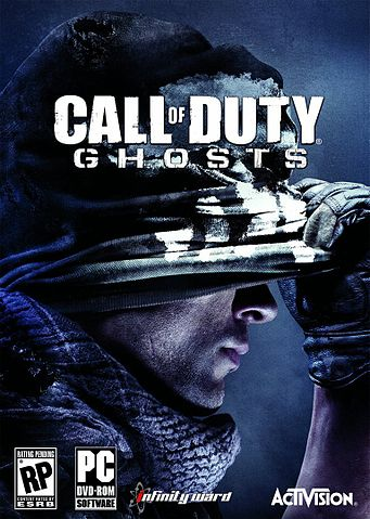 Call Of Duty: Ghosts -EU-Multilang +Free Fall Map PHOTO