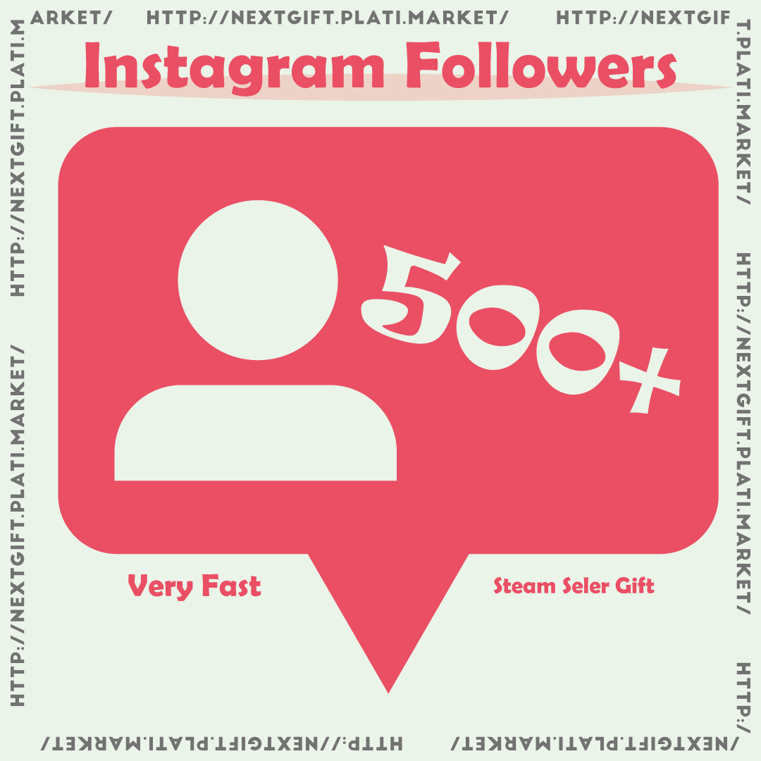 Instagram Followers (up to 100k Very FAST) + ❤