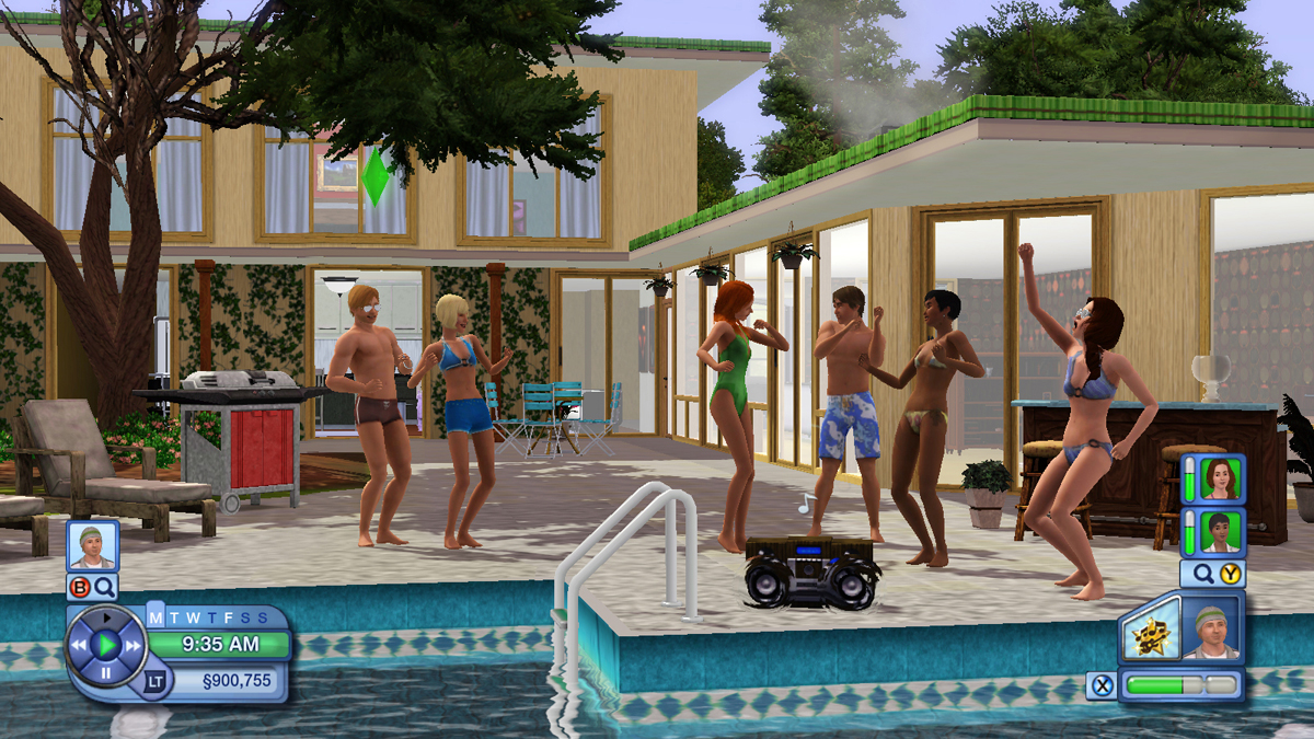 Sims3 ps3 nude add-ons naked gallery