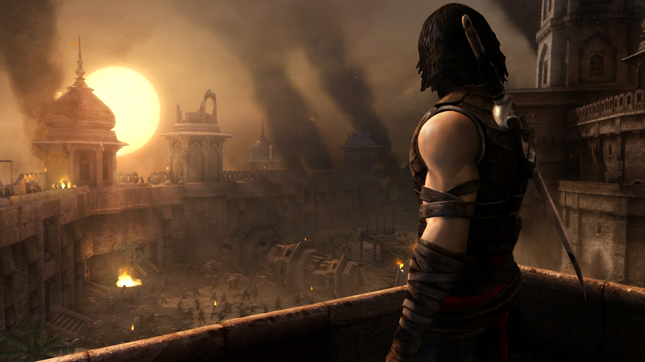 Prince of Persia: The Forgotten Sands [Гарантия]