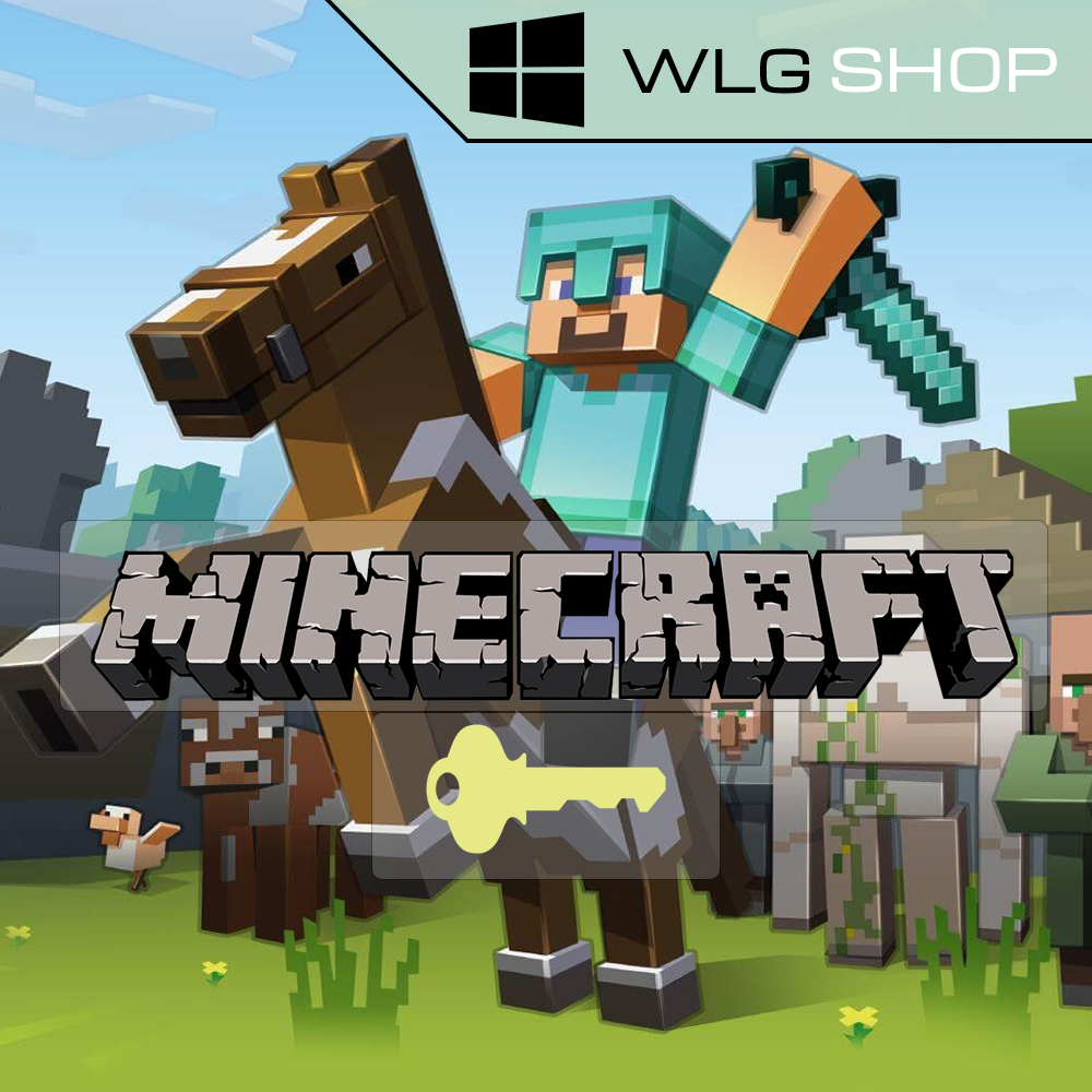 Minecraft Windows 10 Edition Ключ / KEY &#128142