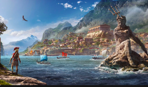 Assassins Creed Odyssey UPLAY + ACTIVATION OFFLINE