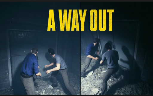 A Way Out + SECRET + MAIL CHANGE + 2 ORIGIN BONUSES