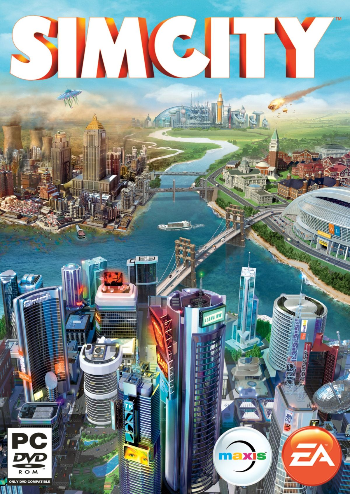 Digital download after buying cd? Simcity (2013) technical help.
