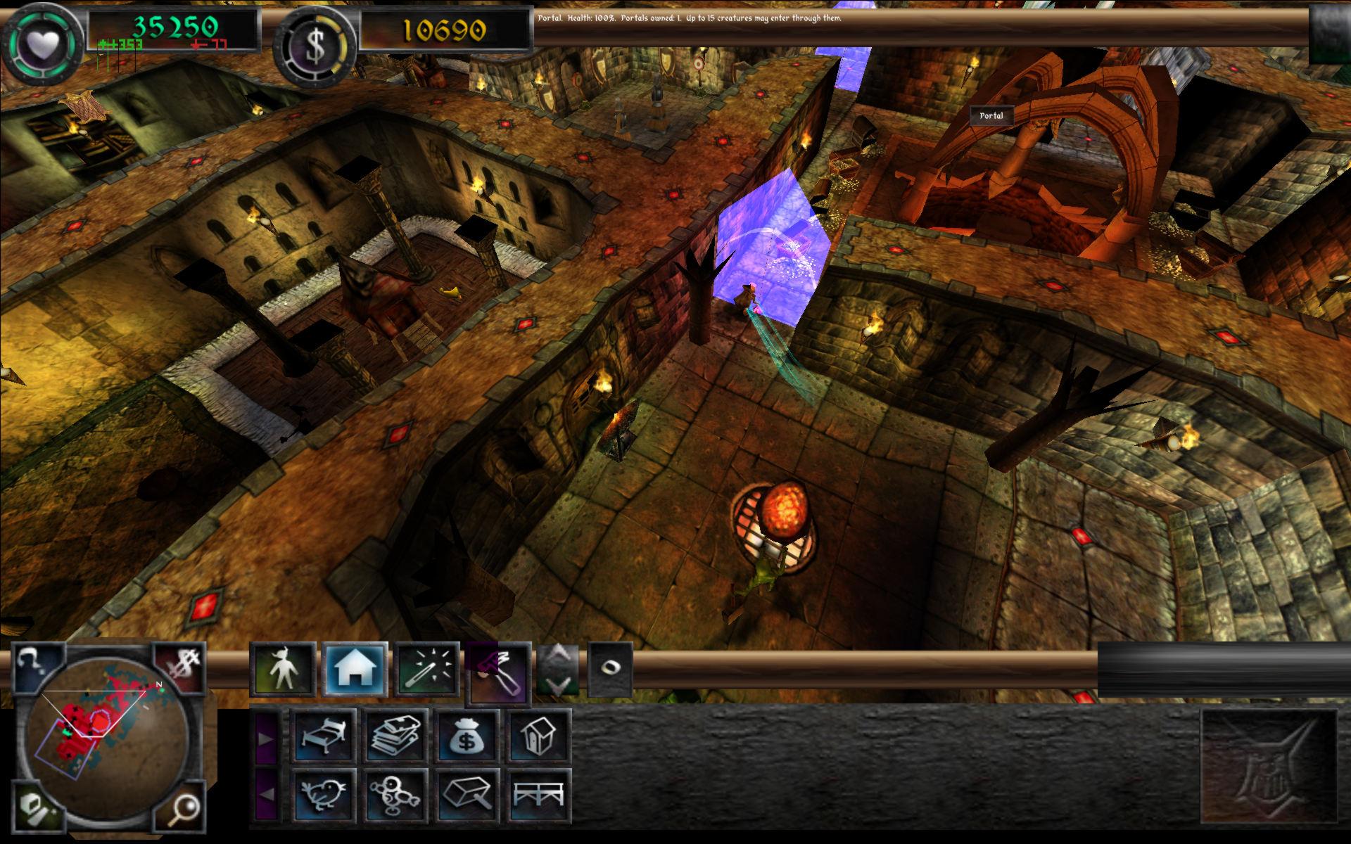 Dungeon keeper 2 | amd k6, k6-2 and k6-iii cpu resource.