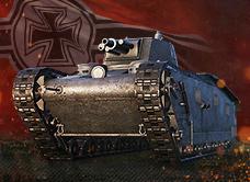 Купить Бонус-код - танк Großtraktor - Krupp + 1 день ПА