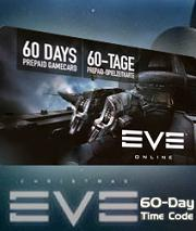 EVE Online - 60-Days Time Card  + СКИДКИ