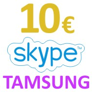 Skype OUT Ваучер 10 EUR