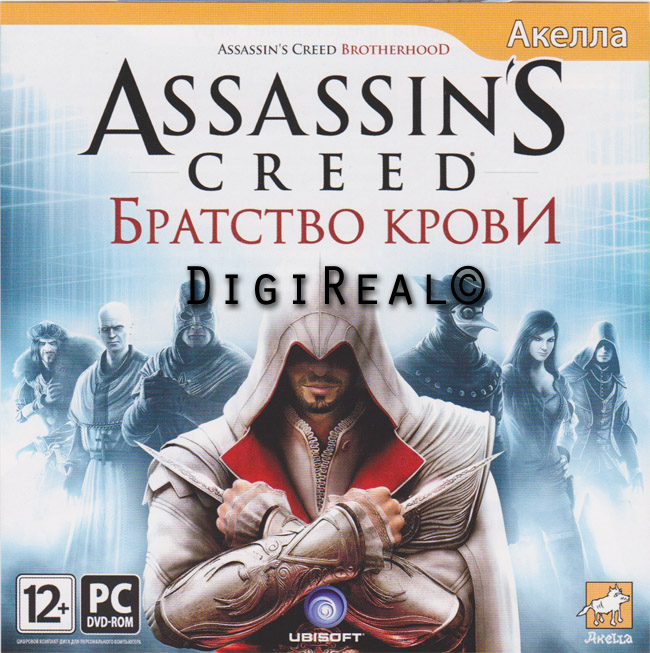 Assassins Creed: Brotherhood of Blood (Brotherhood) PHOTO