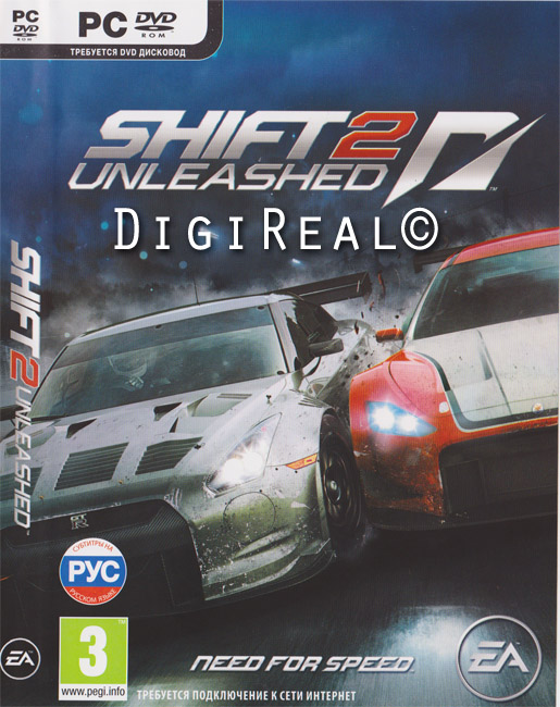 Need for Speed Shift 2 Unleashed Racing Game Free Download ...