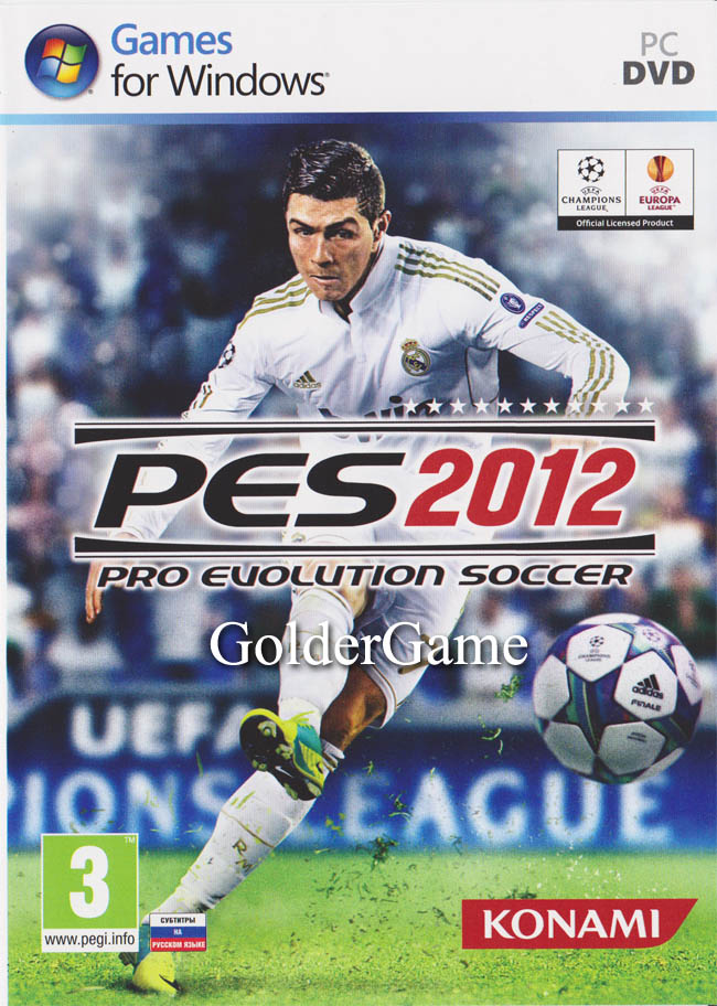Pro Evolution Soccer 2012 (PES 12) Worldwide