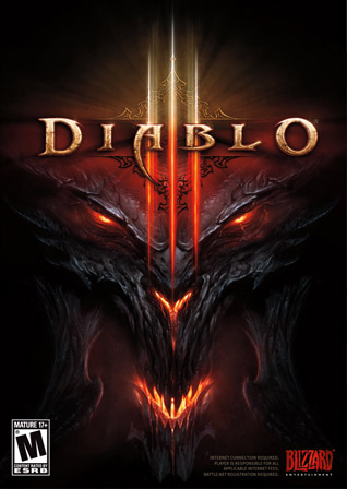 DIABLO 3 III - RU - (Photo CD-Key)