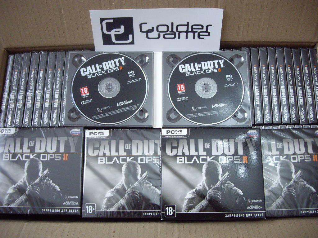 Call of Duty: Black Ops 2 (Photo CD Key) Steam