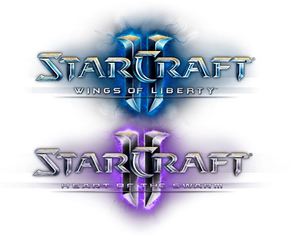 StarCraft 2 Gold (Wings of Liberty+Heart of the Swarm)