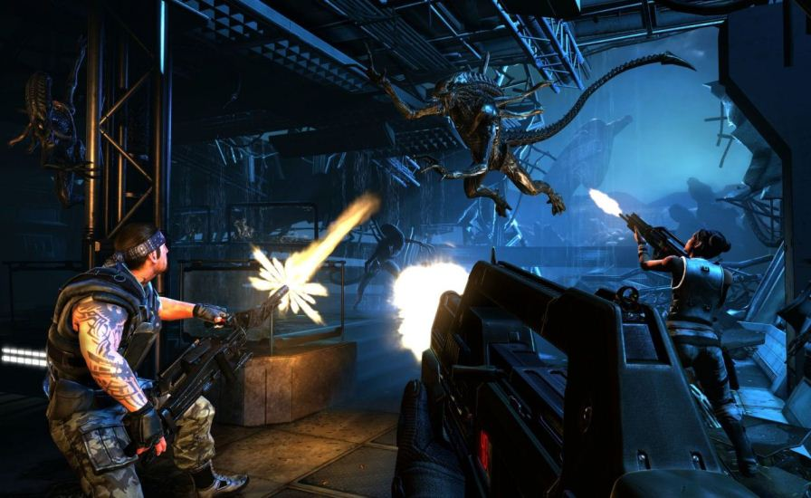 Aliens: Colonial Marines STEAM (Photo) +ПОДАРКИ +СКИДКИ