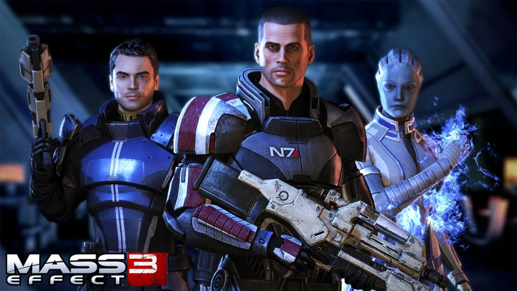 Mass Effect 3 (Photo CD-Key) Origin + СКИДКИ