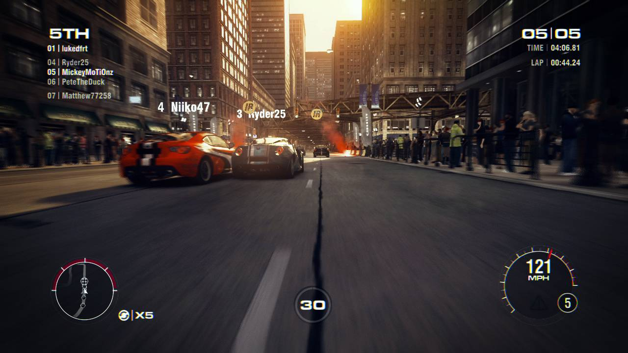 GRID 2 + 4 DLC (Photo CD-Key) Steam