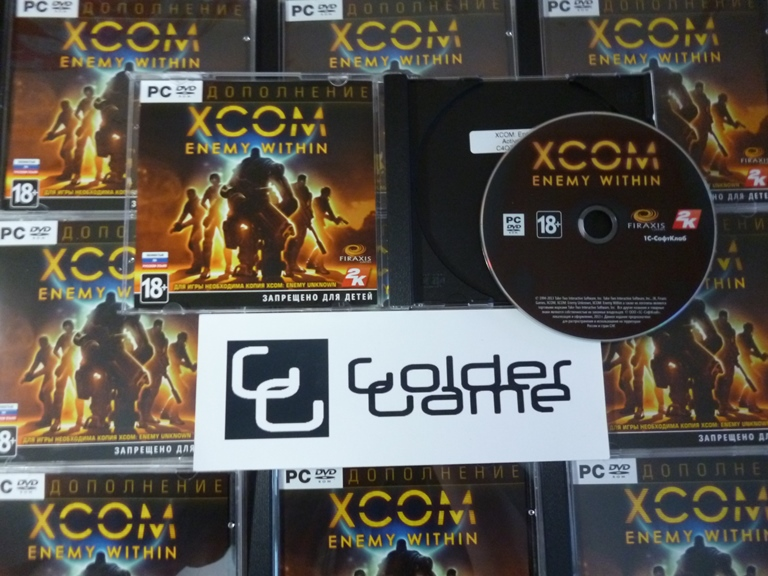 XCOM: Enemy Within - DLC - (Photo CD-Key) Steam +СКИДКИ
