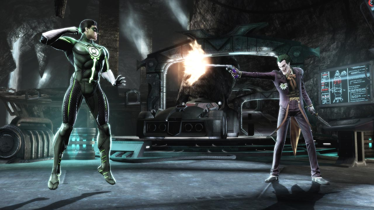 Injustice: Gods Among Us Ultimate Edition (Steam) CDKey