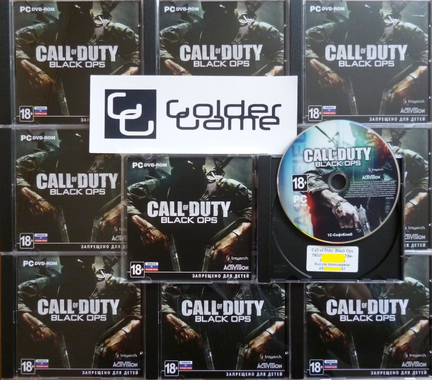 Call of Duty: Black Ops - STEAM - (Photo CD-Key)